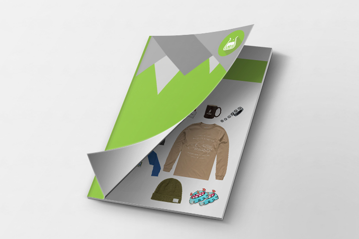 Brochure & Booklet printing jersey
