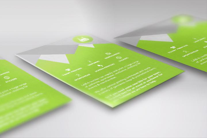 Flyer & Leaflet printing Jersey CI