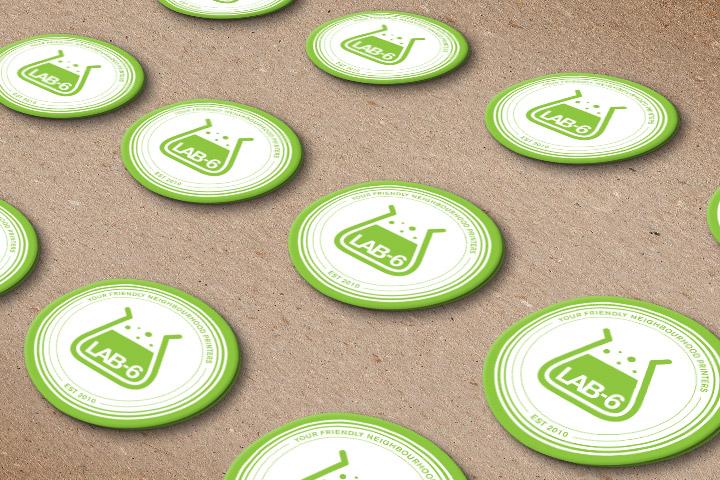 Sticker printing Jersey