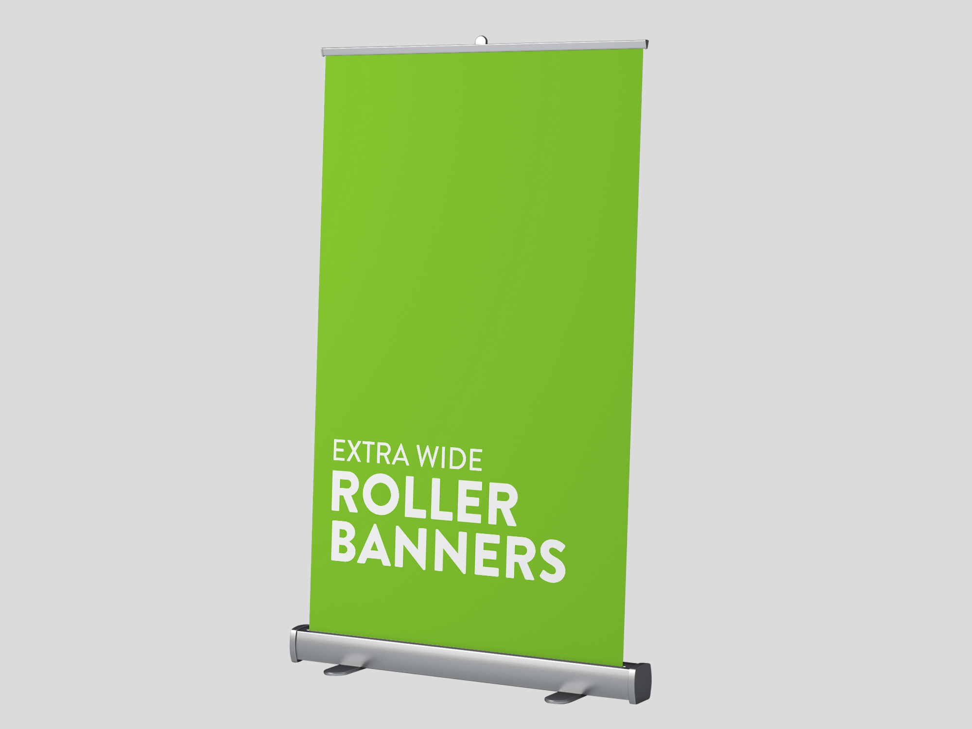 Wide Roller Banner Printing Jersey
